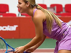 Dominica Cibulkova is HOT!!! Part 2