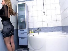 Sexy girl doggy style