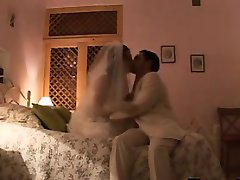 Homemade Honeymoon Sex