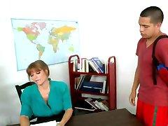 Darla Crane hot teacher