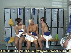 Crista Moore - Cheerleader Distraction