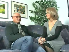 Hot German Mature With Husband And Other Man
