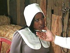 Amish farmer annalizes egy fekete szobalány