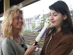 Vācija Intīmas, Karstā Amatieru Video