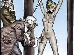 Erotski Stripovi Svezana Hardcore Sex