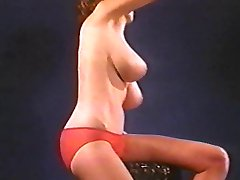 Klasičan Striptiz &амп; Glamour #06