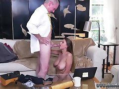 Old maid hotel sex and old bj Ivy impresses