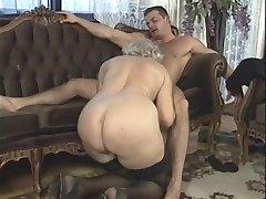 German Granny Orgy