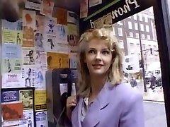 blonde has group sex