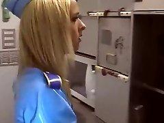 Rubber Air Hostess