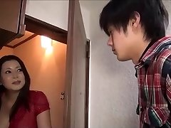 Roleplay Japanese Mother NOT her sonny English subtitles