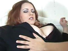Busty Maid Seduces Big Tits Madam