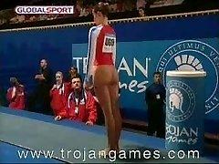 Funny Fuck-a-thon Gymnastics Vault