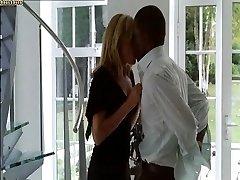 Teen bijela žena s crnim ljubavnika - Erotika Rasni