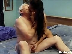 Old Guy Bones A Tight Assets Chick