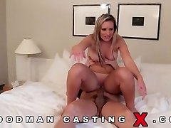 Funny face in her first anal invasion screw