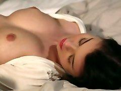 Extraordinaire pornstars Lucy Li, Martin in Amazing Medium Tits, Cumshots xxx scene