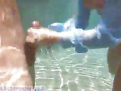 Great Underwater Fuck