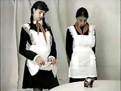 Two Russian Girls Get Enemas