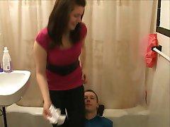 Prenses banyo ibadet