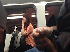 Flash on Train