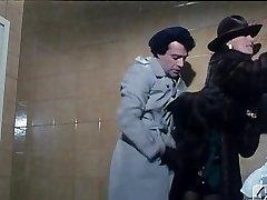 Barbara Bouchet 40 GRADI VISIEM'OMBRA DEL LENZUOLO 1976