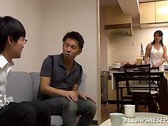 Eriko Miura mature and wild Chinese nurse in position 69