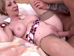 Super-fucking-hot milf and her younger lover 869