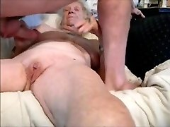 granny and youthfull lover