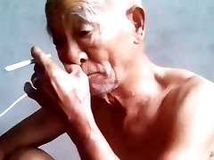 Ķīnas vecs vīrietis 5