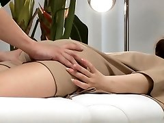 Asian Hard-core Anal massage and penetration