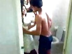 Indian school girl swapna poked by her youthful chachu scandal - low Quality