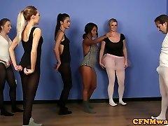 British ballet dancer predominates instructor