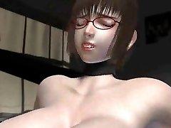 Umemaro 3d lewd bust professor