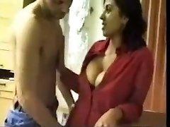 Indian Secretary Deep Throats And Fucks
