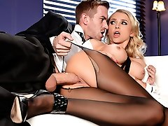 Alix Lynx & Danny D in Daddys Roughest Employee - Brazzers