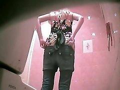 Tuvalette gizli kamera - 3