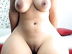 Beautiful brunette in sexy solo fingering getting off 3 wmv