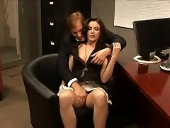 Samantha Ryan fucked by her chief