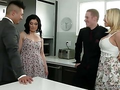 Spouse Commands His Shy Wife To Fuck A Total Stranger