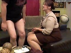 Mummy teaches Billy pt 1