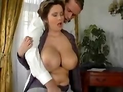 Classy Mature MILF with Yam-sized Tits Knows How to Fuck
