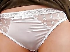 panties satin girl
