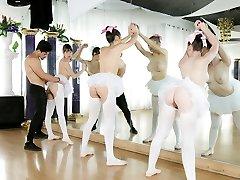 bffs-sahte öğretmen fucks teen balerinas