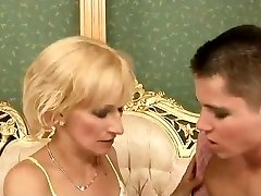 crossdresser fuck perverse grandmother
