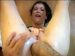 Mia anal fisting new