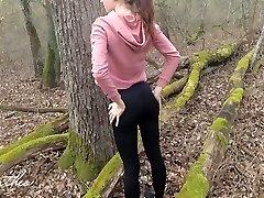 Forest Running, Anal Porking, Public Cumming