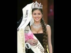 Miss Russian 2006 Aleksandra Ivanovskay Fuck-fest Scandal