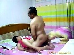 Amateur Mature Asian duo