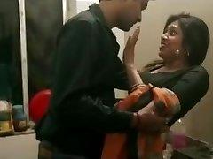 Husband is desperate for sex with Wifey's Sister Sali ki Chudai- DesiGuyy